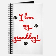 Cool Granddog Journal