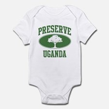 Preserve Uganda Infant Bodysuit