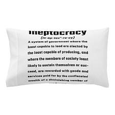 Ineptocracy Pillow Case