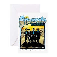 Silverado Framing & Construction Greeting Card