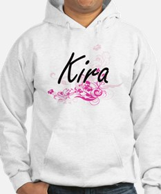 Kira Artistic Name Design with F Hoodie