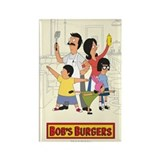 Bobsburgerstv Magnets