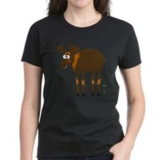 Funny Funny moose Tee