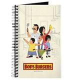 Bobsburgerstv Journals & Spiral Notebooks
