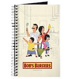 Bobsburgerstv Journals & Spiral Notebooks