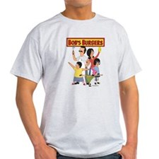 Bob's Burger Hero Family T-Shirt
