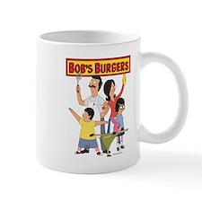 Bob's Burger Hero Family Mug