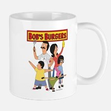 Bob's Burger Hero Family Small Small Mug