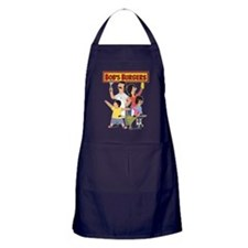 Bob's Burger Hero Family Apron (dark)