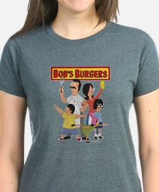 Bob's Burger Hero Family Tee