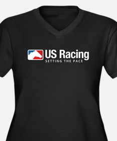 US Racing Plus Size T-Shirt
