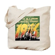 Easter Rising Proclamation Tote Bag