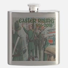 Easter Rising Proclamation 2 Flask