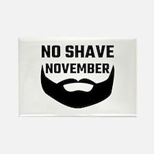No Shave November Magnets