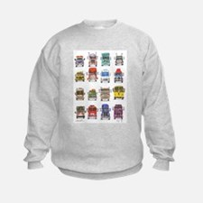 School bus Sweatshirt