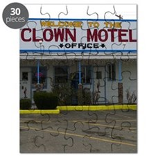Welcome To The Clown Motel Puzzle