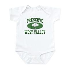 Preserve West Valley Infant Bodysuit