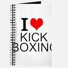 I Love Kick Boxing Journal