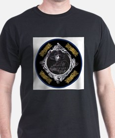 Phantom of the Opera with Golden Roses T-Shirt