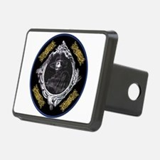 Phantom of the Opera with Golden Roses Hitch Cover