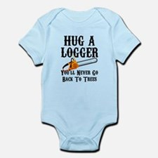 Hug A Logger You'll Never Go Back To Tre Body Suit