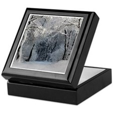 Winter Keepsake Box