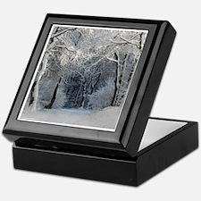 Winter Keepsake Box