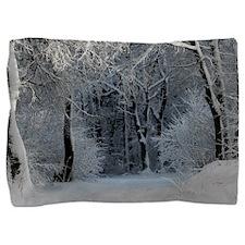 Winter Pillow Sham