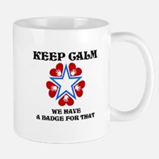 Frontier Girls Keep Calm - Color Mugs