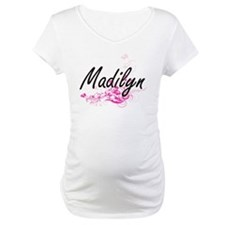 Madilyn Artistic Name Design wit Shirt