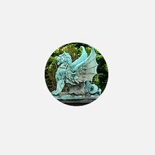 Dragon, art photo, Mini Button