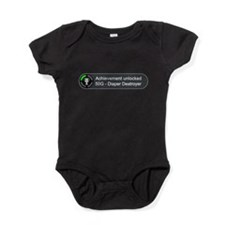 Unique Nerd Baby Bodysuit