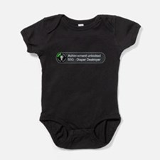 Unique Geek baby Baby Bodysuit
