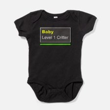 Unique Wow Baby Bodysuit