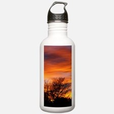 ORANGE SUNSET Water Bottle