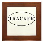 Tracker Framed Tile