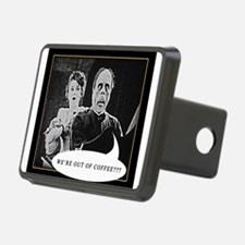Phantom is Out of Coffee! Hitch Cover
