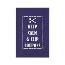 CLIP COUPONS Magnets