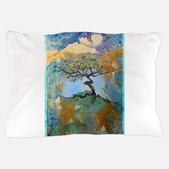 tree ! tree of life, art! Pillow Case