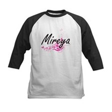 Mireya Artistic Name Design with F Baseball Jersey