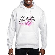 Natalie Artistic Name Design wit Hoodie Sweatshirt