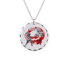 Samurai Warriors Necklace