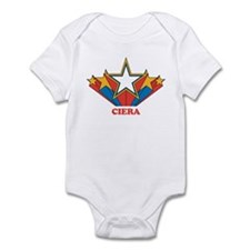CIERA superstar Infant Bodysuit