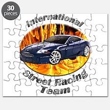 Jaguar XKR Puzzle