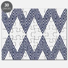 Greek Key Chevron Puzzle