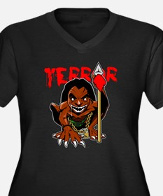 Terror Plus Size T-Shirt