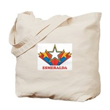ESMERALDA superstar Tote Bag