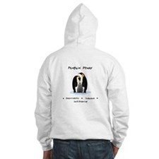 Penguin Power Animal Gifts Hoodie