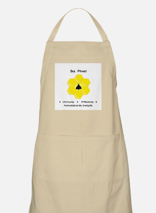 Bee Community Power Animal Gifts Apron