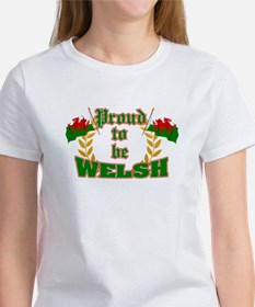 Proud to be Welsh Tee